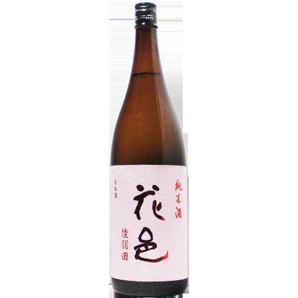 花邑 純米酒 陸羽田 1.8L|株式会社マツザキ