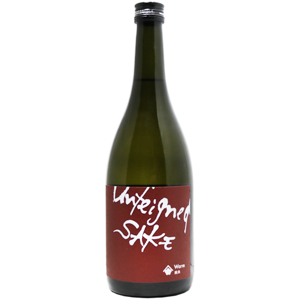 梅乃宿 Unfeigned SAKE Warm 720ml